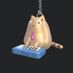 Image of Piano Cat