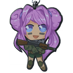 Image of Chibi Machine Gunner