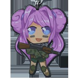 Image of Chibi Machine Gunner