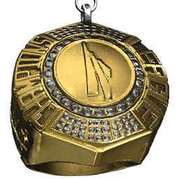 Image of CDL Champs 2020 Ring