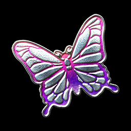 Image of Silver Morpho