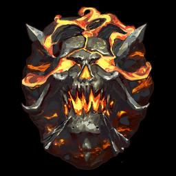 Molten Demon