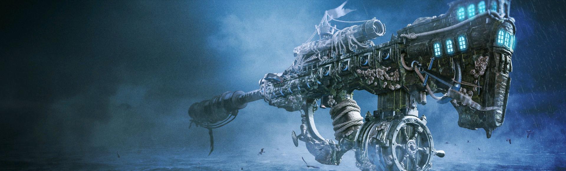 Bundle billboard of Tracer Pack: Ghostship Mastercraft Bundle