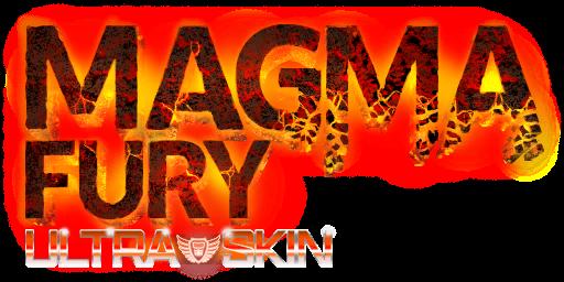 Magma Fury Ultra Skin