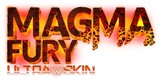 Bundle logo of Magma Fury Ultra Skin