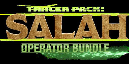 Bundle logo of Tracer Pack: Salah Operator Bundle