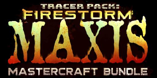 Tracer Pack: Firestorm Maxis Mastercraft Bundle
