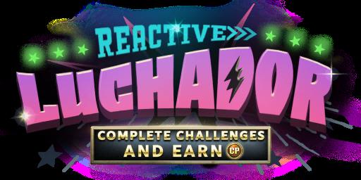 Bundle logo of Luchador Reactive Bundle