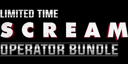 Tracer Pack: Scream Operator Bundle