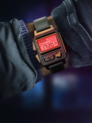 Image of Judge's Watch