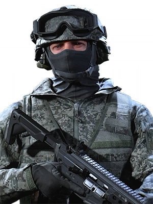 Image of Russian FGF I