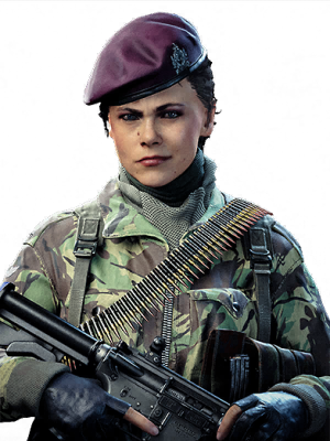 Image of Red Beret