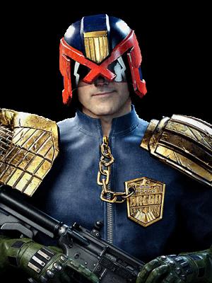Image of Judge Dredd