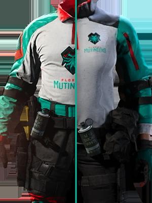 Image of Florida Mutineers (Alternate)