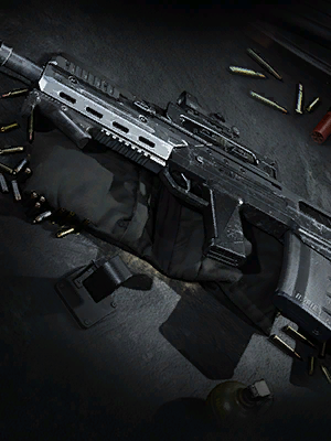 Image of Black Asp