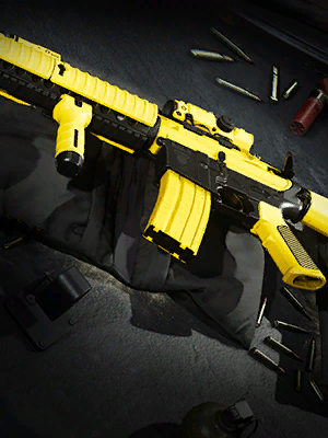 Monkey Business M4 weapon variant