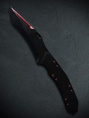 Trickshot combat knife blueprint