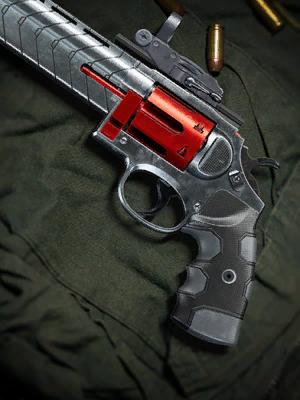 Image of Crimson Steel