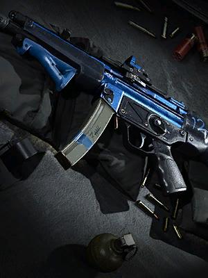 Image of Blue Blaze