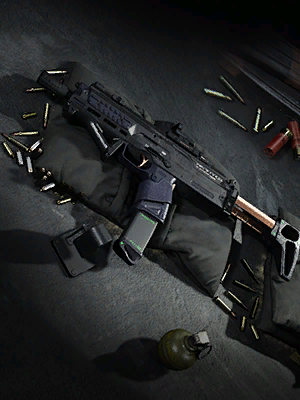 Tracer Pack Purple Modern Warfare