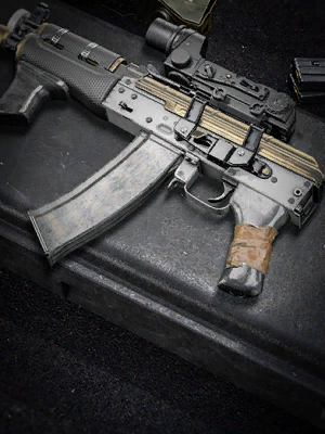 Image of AK-74u