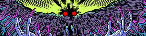 Image of Mothman