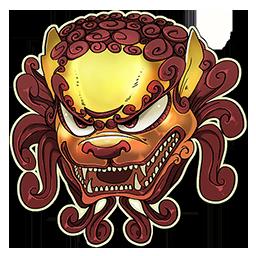Image of King Komainu