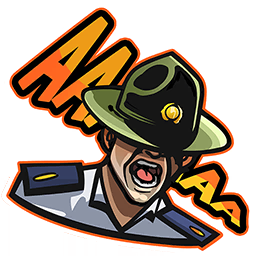 Image of Angry Sergeant