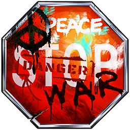Image of War Sign