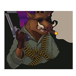 Image of Battle Boar