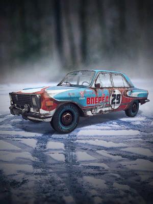 Image of Derby Racer