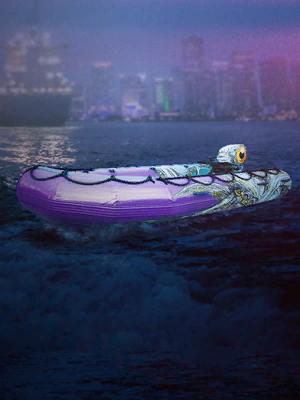 Image of Sea Kraken
