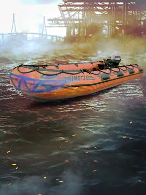 Getaway Boat