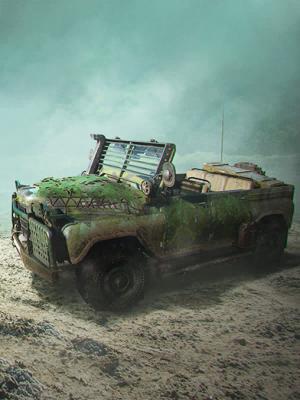 Image of Ammo Runner