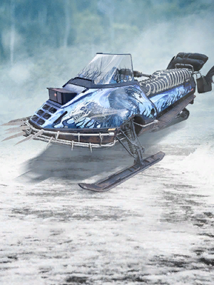 Image of Dead Sled